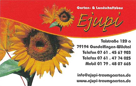 Bild 1 Ejupi Garten und Landschaftsbau in Gundelfingen