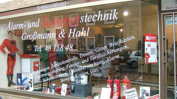 Bild 1 Großmann u. Hahl GbR - Alarm-u. Sicherheitstechnik - Meisterbetrieb in Mannheim