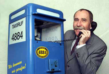 4884 - Ihr Funktaxi Älteste Leipz.Funktaxenzentrale GmbH