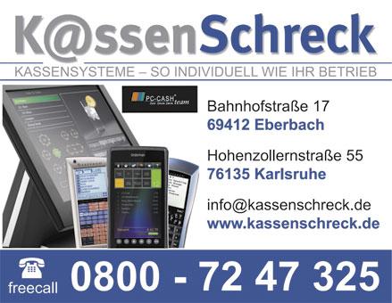 KassenSchreck Bernd Schreck