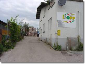 Bild 1 Kopp GmbH in Karlsruhe