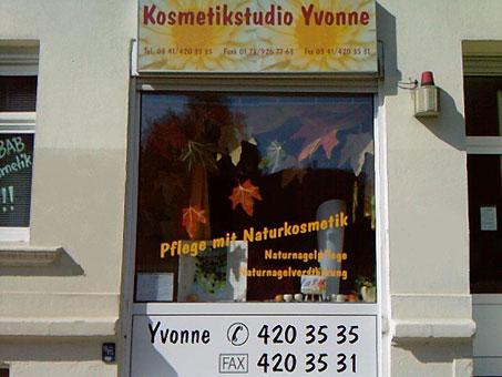 Kosmetik Yvonne