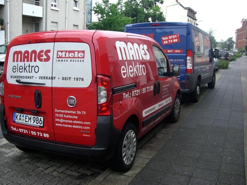 Bild 2 Manes GmbH - Das Original seit 1976 in Karlsruhe