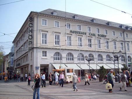 Bild 1 Schöpf in Karlsruhe