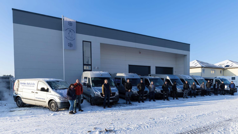 Bild 1 Gartner, Keil & Co Klima- und Kältetechnik GmbH in Neulußheim