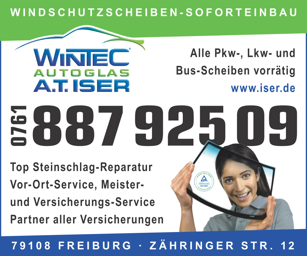 A.T. Iser GmbH Autoglas