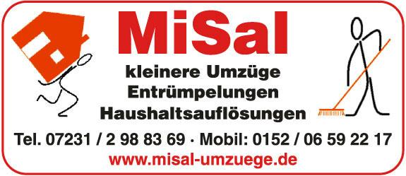 Bild 1 Misal Umzüge Miguel Salustro in Pforzheim