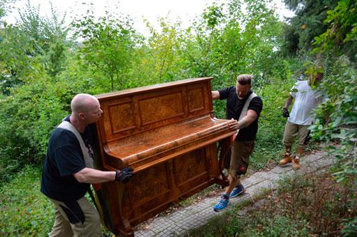 Bild 1 Stefan Sommer Klavier- & Flügeltransporte in Mannheim