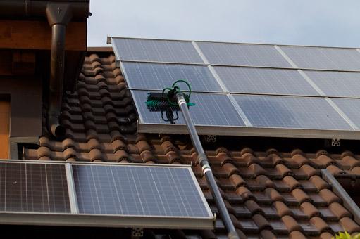 Bild 2 Solarrein in Merdingen