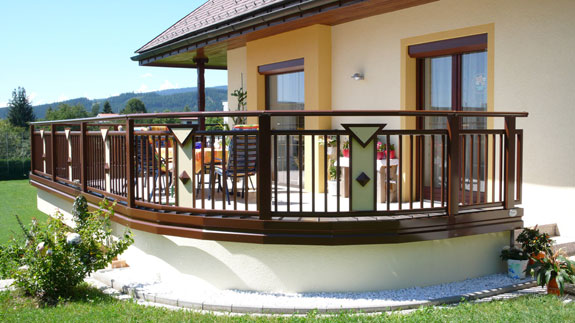 Bild 6 Leeb Balkone in Schefflenz