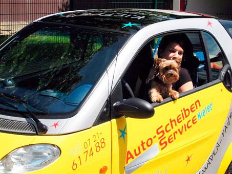 Bild 1 Autoscheiben-Service Kiefer GmbH in Karlsruhe