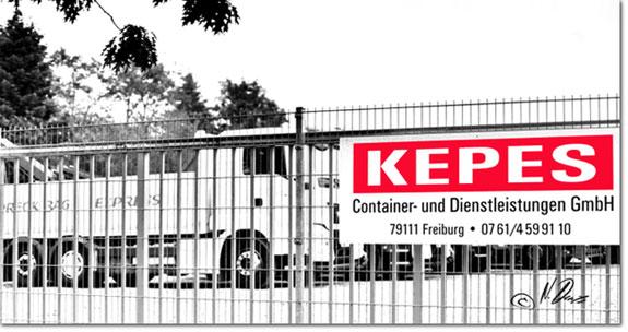 Bild 1 Kepes Container und Dienstleistungen GmbH in Freiburg