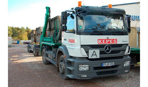 Bild 3 Kepes Container und Dienstleistungen GmbH in Freiburg