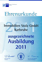 Bild 1 Immobilien Stolz GmbH in Karlsruhe