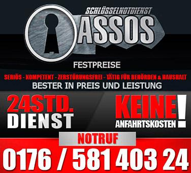 Bild 1 ASSOS 24 H Schlüsseldienst - keine Anfahrtskosten - in Heidelberg