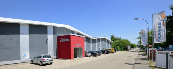 Bild 1 Holz-Zentrum Schwab GmbH in Hockenheim