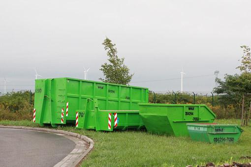 Bild 2 WKE Entsorgungs- und Recycling GmbH in Rackwitz