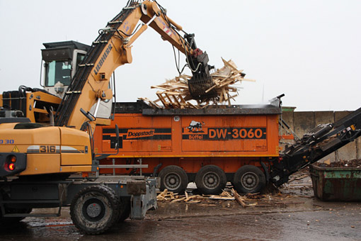 Bild 4 WKE Entsorgungs- und Recycling GmbH in Rackwitz