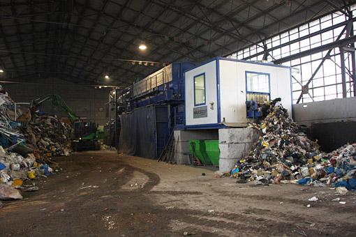Bild 5 WKE Entsorgungs- und Recycling GmbH in Rackwitz