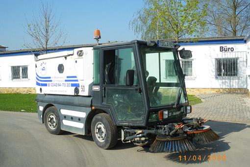 Bild 6 WKE Entsorgungs- und Recycling GmbH in Rackwitz