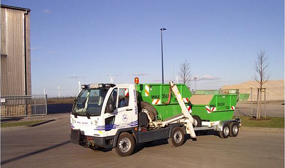 Bild 8 WKE Entsorgungs- und Recycling GmbH in Rackwitz