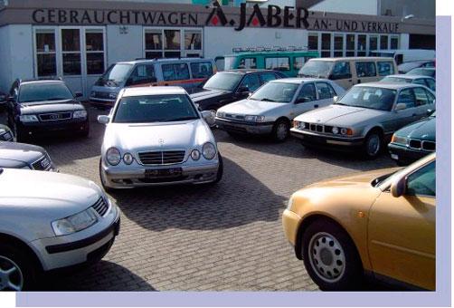 Bild 2 A. Jaber KFZ-Handel in Freiburg