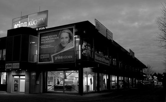 Grimm Küchen - Servicecenter Nord in Rastatt, Im Steingerüst 28 ...
