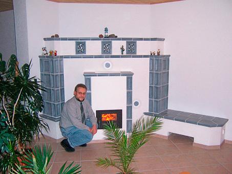 Bild 1 Kitzka Ofensetzer in Sinsheim