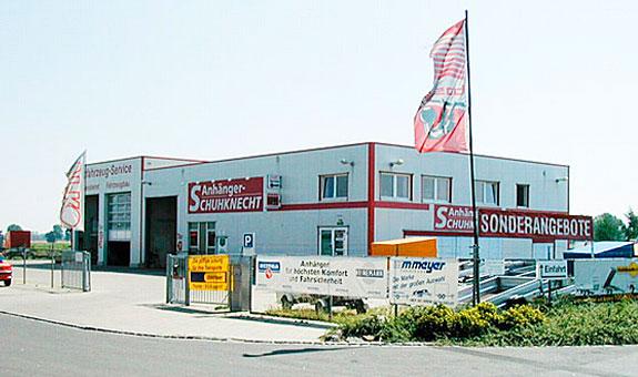 Anhänger & Fahrzeugbau SCHUHKNECHT GmbH Gewerbegebiet Baalsdorf