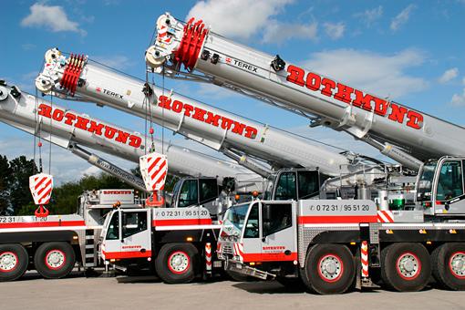 Bild 2 Rothmund GmbH Kran und Montage in Pforzheim