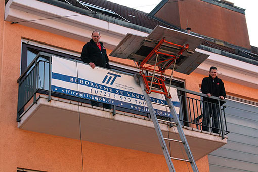 Bild 5 Setzer-Umzüge in Rastatt