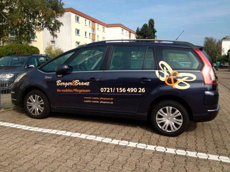 Berger & Branz Ihr mobiles Pflegeteam
