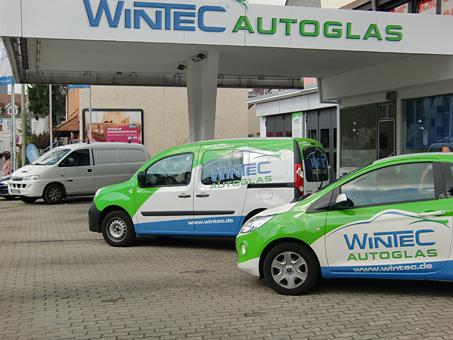 Bild 2 Autoglas Budek WINTEC in Karlsruhe