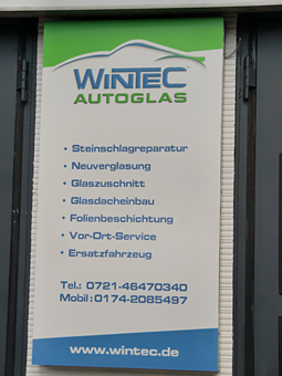 Bild 3 Autoglas Budek WINTEC in Karlsruhe