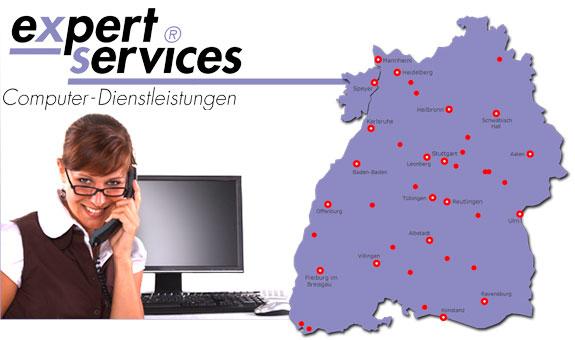 Bild 1 expert services - hilfe in der digitalen welt in Karlsruhe