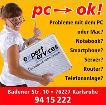 Bild 2 expert services - hilfe in der digitalen welt in Karlsruhe
