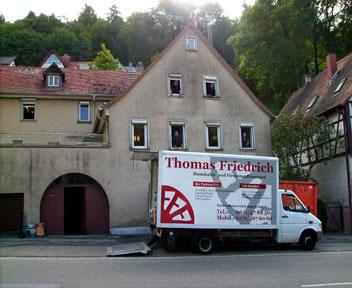 Bild 1 Thomas Friedrich Haushaltsauflösungen in Mannheim