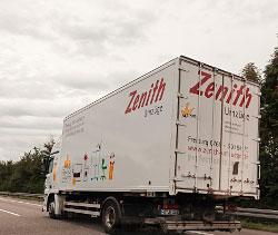 Bild 1 ZENITH Umzüge GmbH in Freiburg-Opfingen