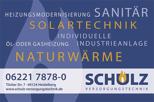 Schulz Versorgungstechnik GmbH
