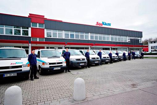 Bild 1 Südkälte GmbH in March