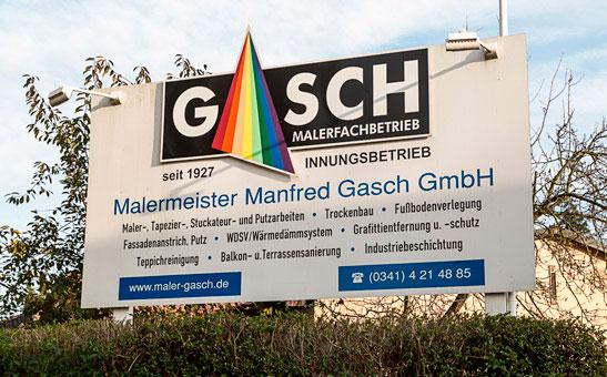 Bild 1 Malermeister Manfred Gasch GmbH in Leipzig