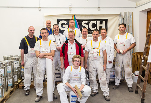 Bild 9 Malermeister Manfred Gasch GmbH in Leipzig