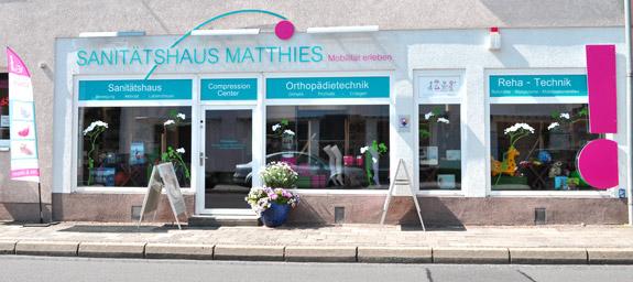 Sanitätshaus Matthies Frank, 3 x in Leipzig