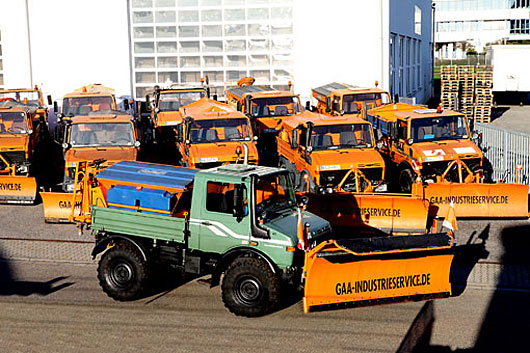Bild 1 GAA Industrieservice & Dienstleistungen in Östringen