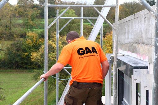 Bild 10 GAA Industrieservice & Dienstleistungen in Östringen