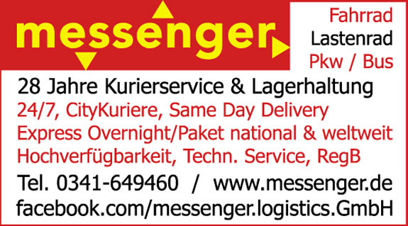 messenger logistics GmbH