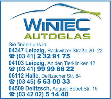 Autoglas Leipzig WINTEC