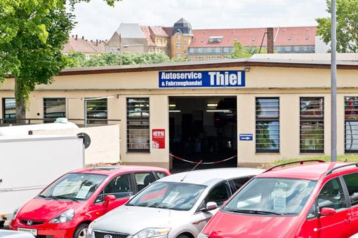 Bild 3 Autoservice Frank Thiel in Leipzig