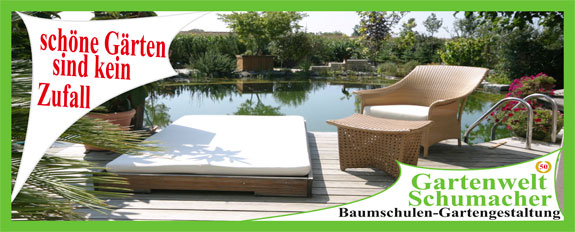 Gartenwelt Schumacher