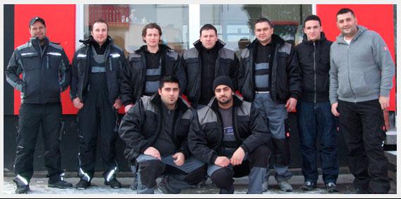 Bild 1 AMF Autoservice & Lackiercenter GmbH & Co. KG in Pfinztal